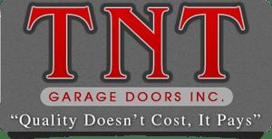 TNT Garage Doors Inc. logo